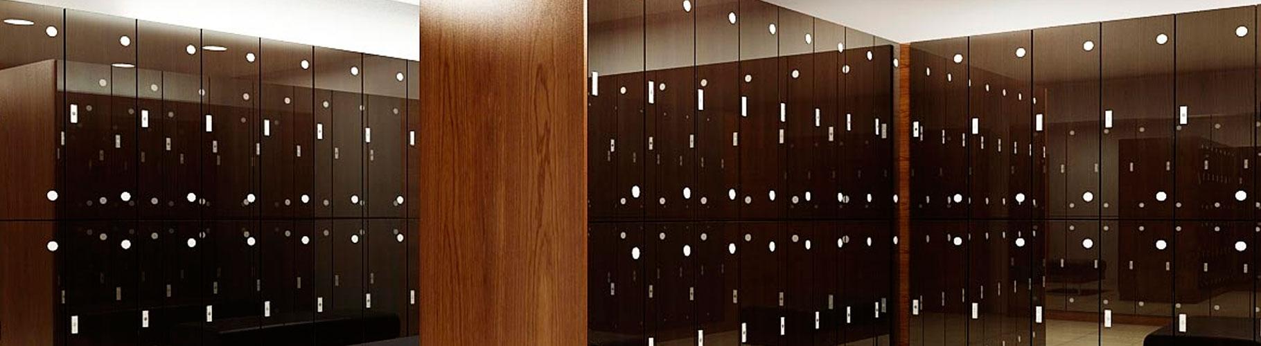 Lockers de PVC de alta calidad - Lockers México